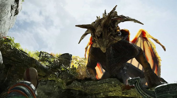 Where to Find the Three Dragon Locations in God of War