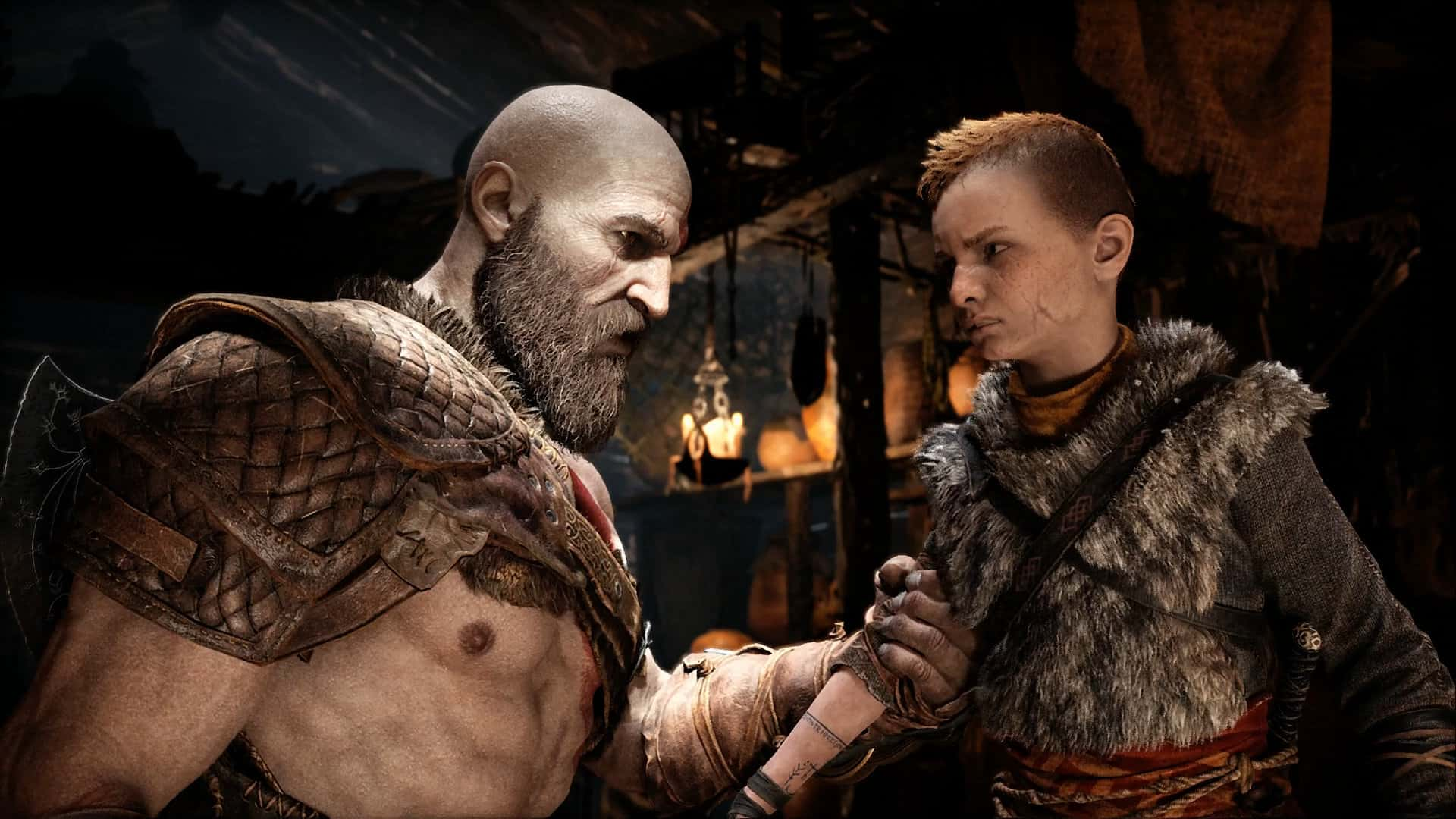 Who Are The Voice Actors In God Of War