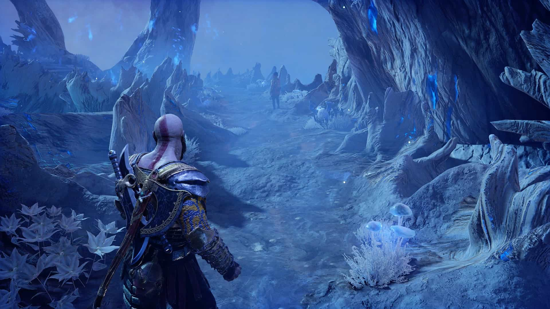 How To Unlock And Use Mystic Gateways In God Of War
