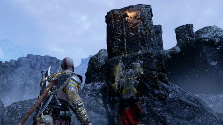 Where to Find All Valkyrie Fight Locations in God of War