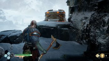 Where to Find All Legendary Chests in God of War