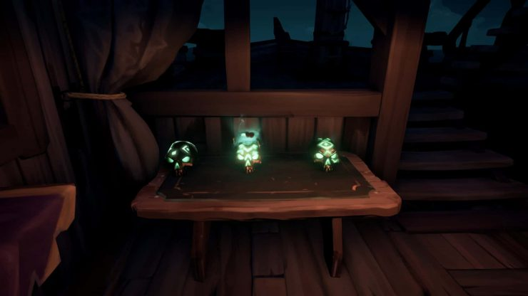 Best Places to Hide Your Treasure in Sea of Thieves