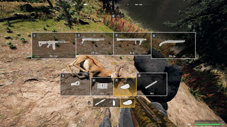 How to Get Bait for Hunting in Far Cry 5