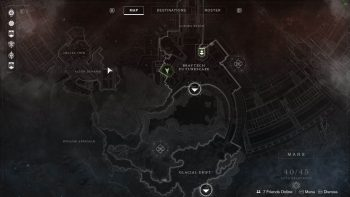 Destiny 2 - Where To Find The Futurescape Terminus Console Node