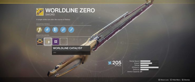 Exotic Masterwork Catalysts in Destiny 2 Explained