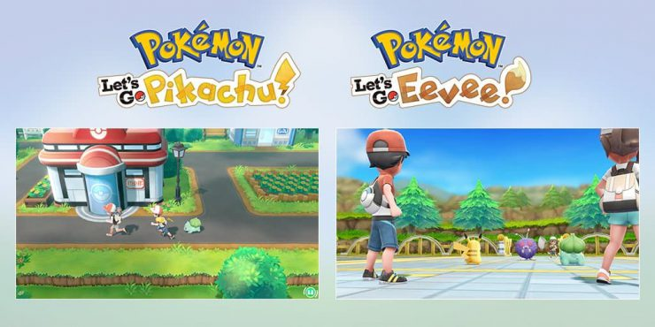 Two Pokémon Games Coming to the Nintendo Switch This Year