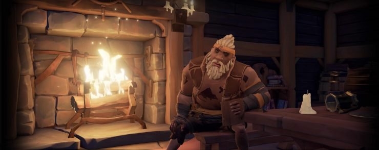 Sea of Thieves Content Update - The Hungering Deep - Now Live