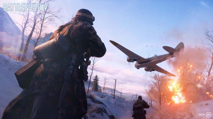 Let's Get Handsy with Battlefield V