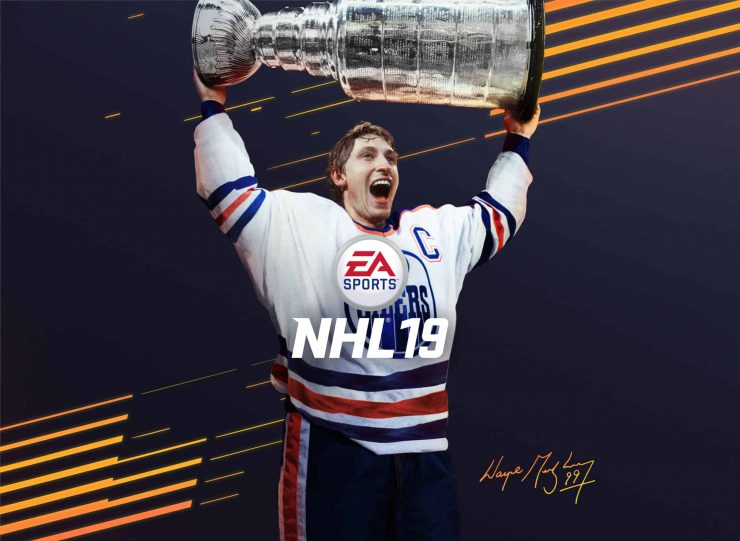 NHL 19 Reveals Cover Athlete and New Features at NHL Awards