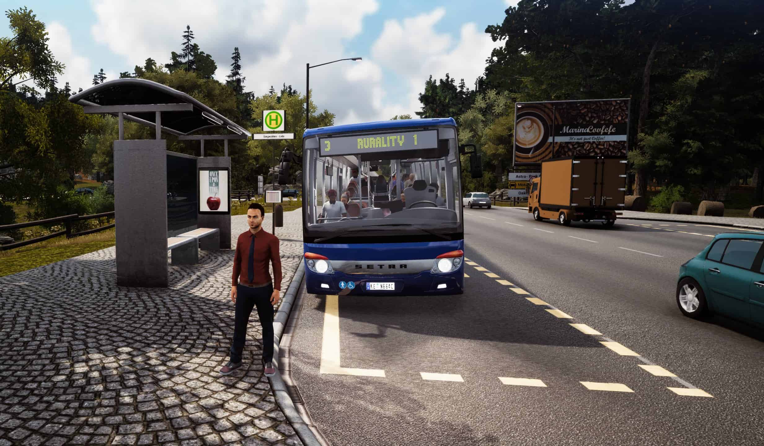 bus simulator 18 xbox one release date best photos of. Black Bedroom Furniture Sets. Home Design Ideas