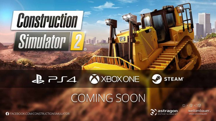 Construction Simulator 2 Coming Soon to PC and Consoles