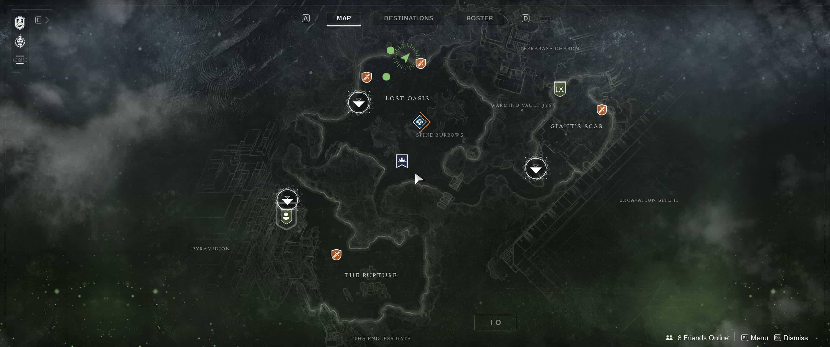 destiny 2 how to use fireteam finder