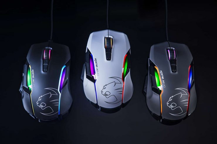 ROCCAT Kone AIMO Review - Beauty and Function in One