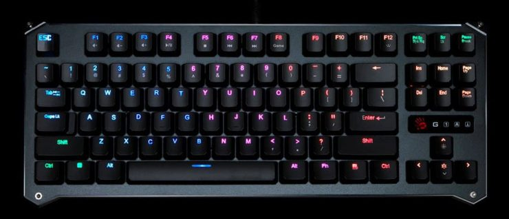 Bloody Gaming B930 Review - Light Speed in a Ten Keyless Design
