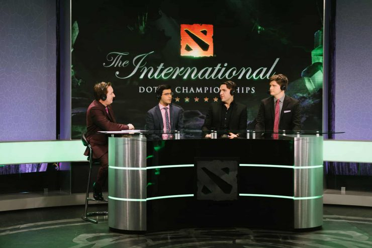 DOTA 2 The International 2018 From Vancouver, BC, Canada