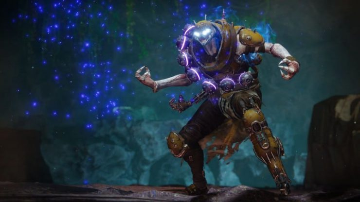 Complete Guide to The Scorn, Destiny 2: Forsaken's New Enemy
