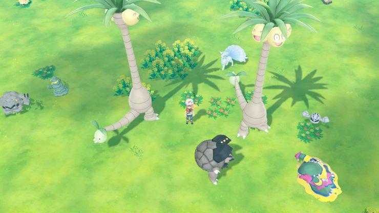 Pokémon Let's GO Eevee and Let's GO Pikachu GO Park Complex Guide