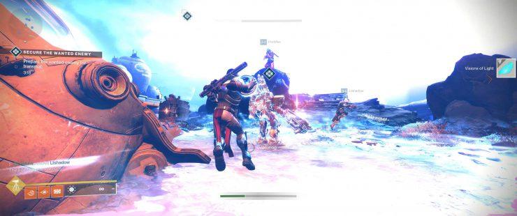Destiny 2: Forsaken - Heroic Cryo-Pod Public Event
