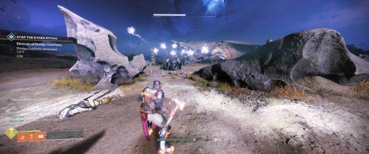 Destiny 2: Forsaken - Heroic Ether Ritual Public Event