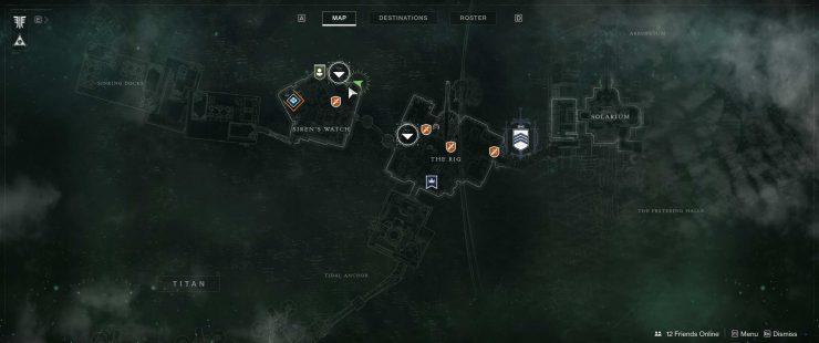 Destiny 2: Forsaken - Wanted: Karugul in Methane Flush