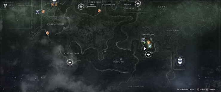 Destiny 2: Forsaken - Wanted: Mazan, Lost Captain in Widow's Walk