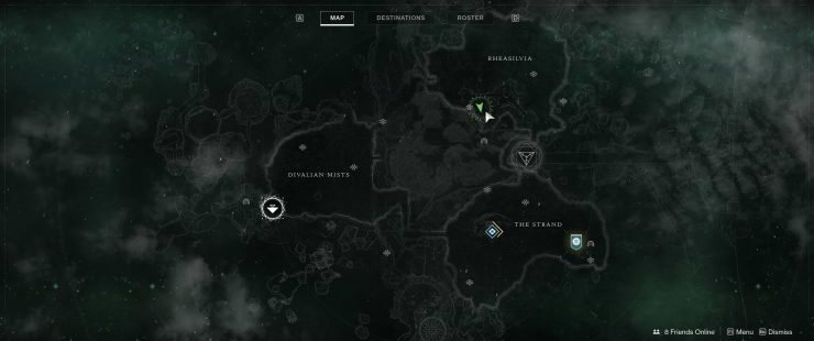 Where to Find the Chamber of Starlight in Destiny 2: Forsaken