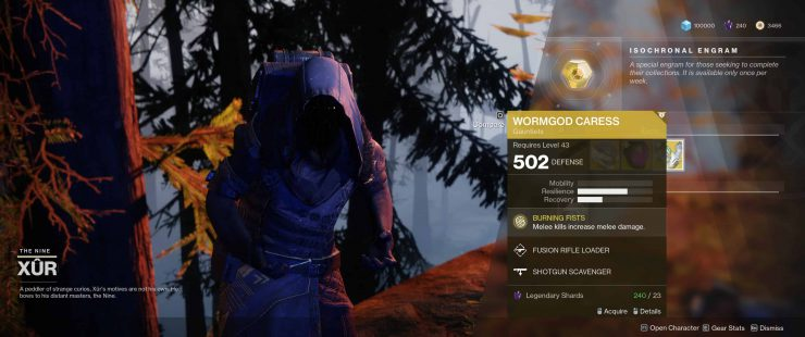 What Time Does Xur Come And Where Is Xur in Destiny 2 - Sep 14 2018
