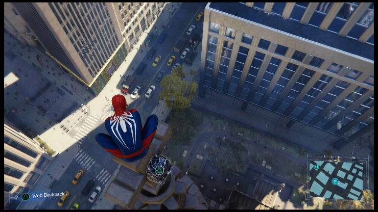 All Backpack Locations in Spider-Man