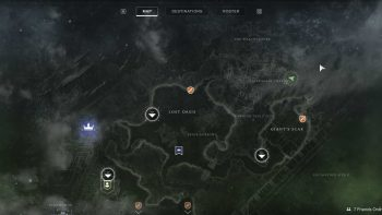 Where to Find All Dead Ghosts in Destiny 2: Forsaken