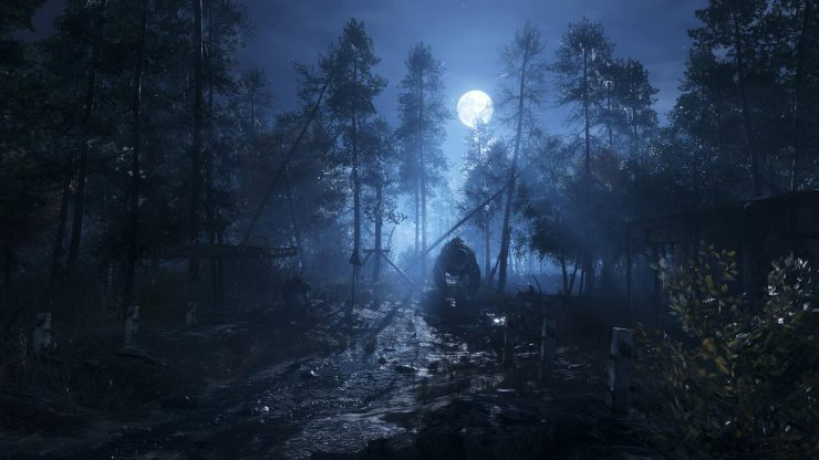 Wandering Around in the Dark in Metro Exodus is Scary