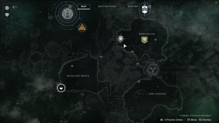 Where to Find Petra Venj in the Dreaming City in Destiny 2: Forsaken