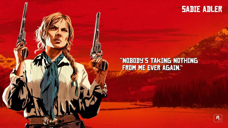 Meet the Van Der Linde Gang in Red Dead Redemption 2
