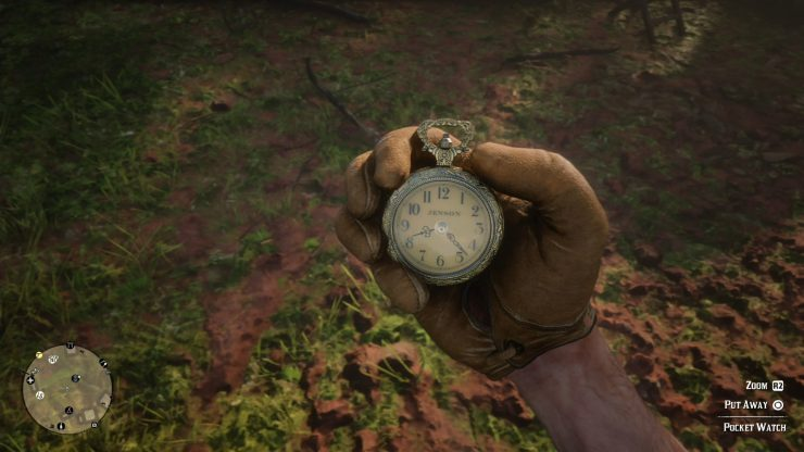 How to Tell What Time It Is in Red Dead Redemption 2