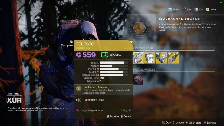 What Time Does Xur Come And Where Is Xur in Destiny 2 - Oct 26 2018