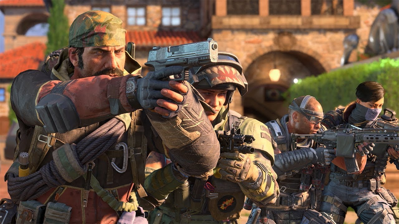 Tactical Grounded Multiplayer Call of Duty Black Ops 4 Multiplayer raises the bar delivering the most thrilling experience yet with a focus on tactical grounded