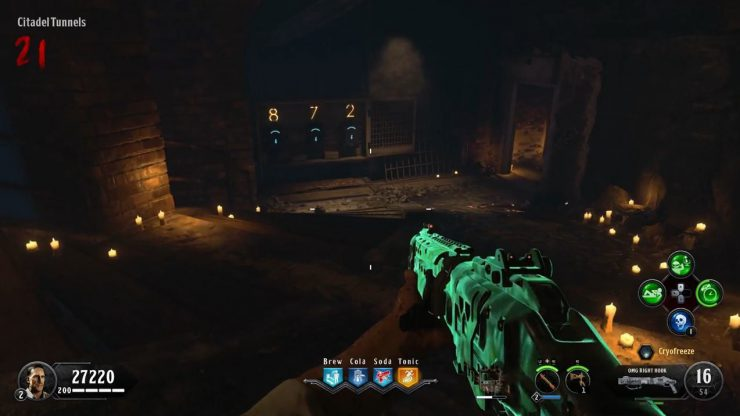 Blood Of The Dead Spoon Guide - Black Ops 4 Zombies