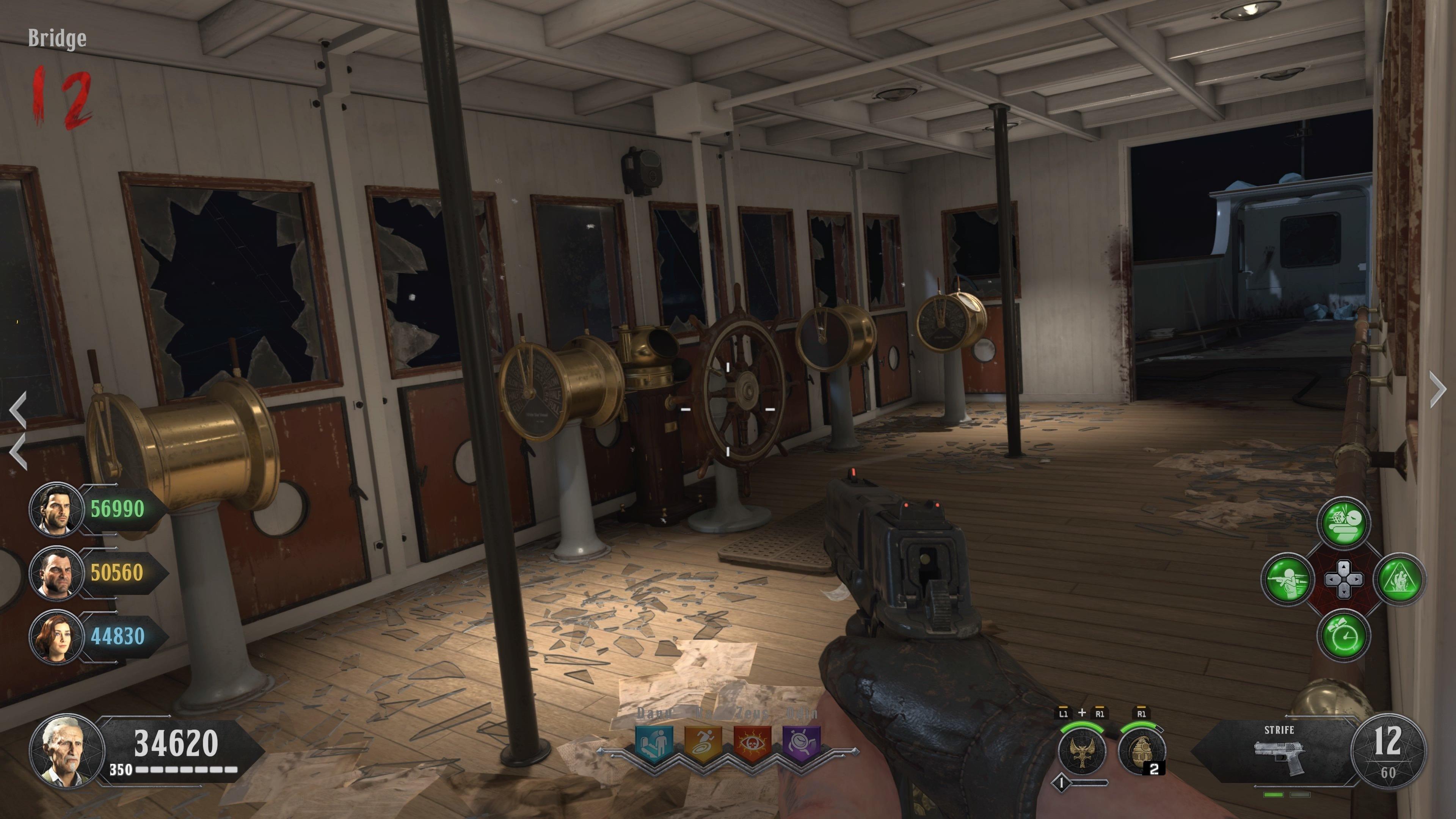 Voyage Of Despair Guide Easter Egg - Black Ops 4 Zombies