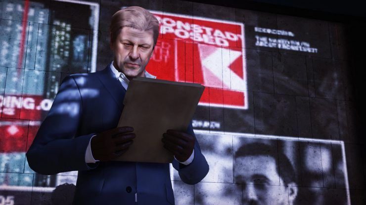 Sean Bean to Become First Elusive Target in HITMAN 2