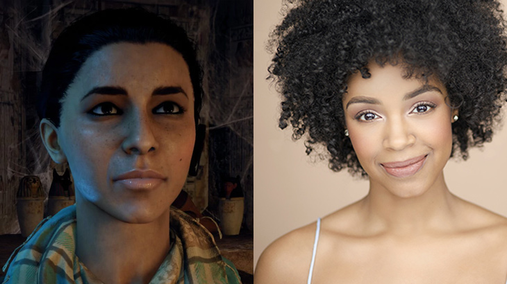 Who Are the Voice Actors in Assassin's Creed: Odyssey?