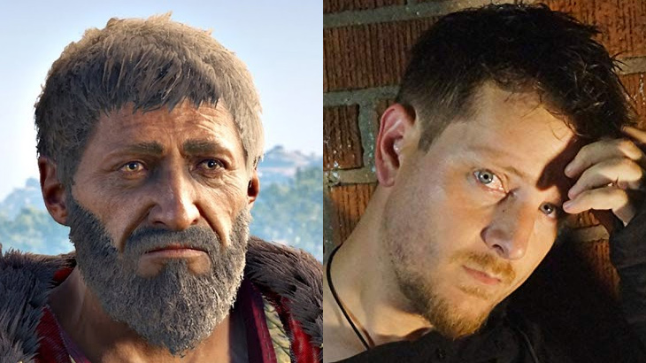 Who Are The Voice Actors In Assassin S Creed Odyssey Gamepur