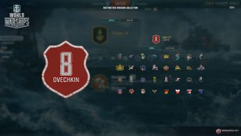 Start the NHL Season with Ovi as Your World of Warships Captain