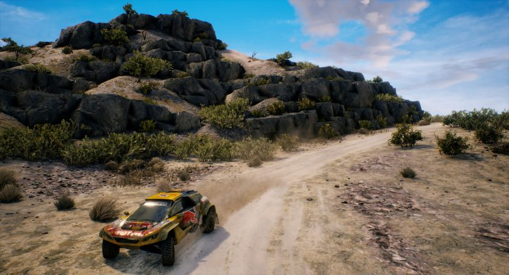 Dakar 18 Review - Open World Rally