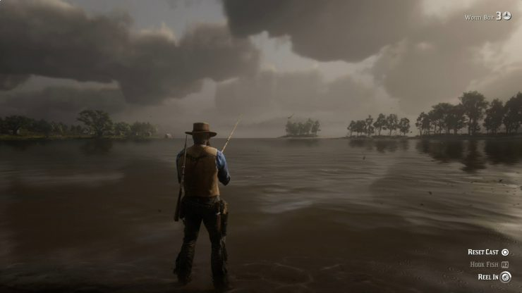 How to Catch Legendary Fish in Red Dead Redemption 2