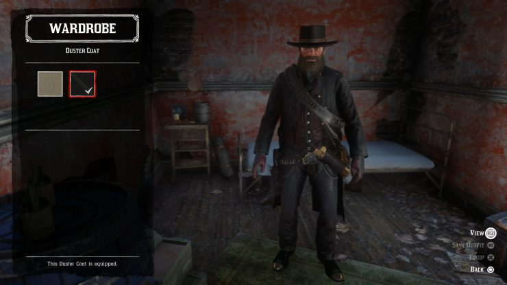 Where to Find the Black Duster Coat in Red Dead Redemption 2