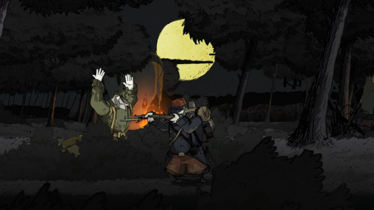 Valiant Hearts: The Great War Now Available on Switch