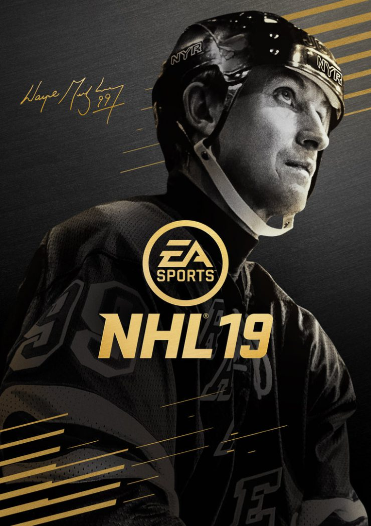 EA Sports Honors Wayne Gretzky with Limited '99 Edition'