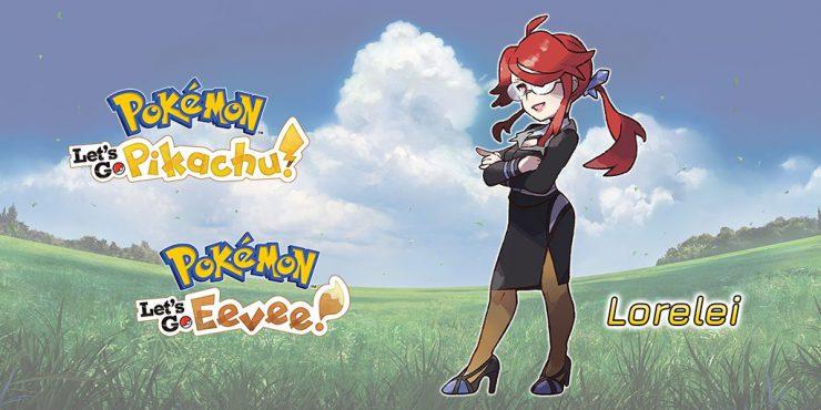 Pokémon Let's GO Pikachu and Let's GO Eevee Elite Four Introduction