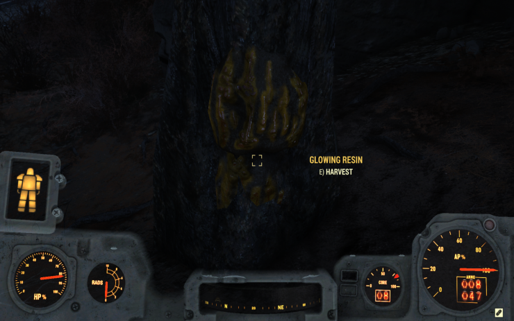 Fallout 76 Glowing Resin Locations