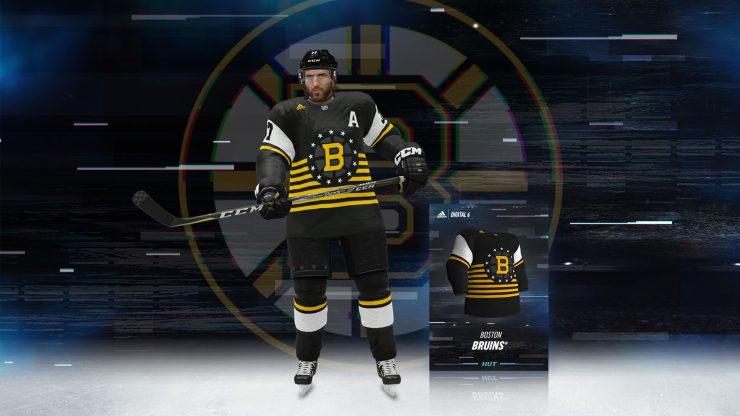 Get Exclusive Adidas Uniforms for Original Six NHL 19 Teams