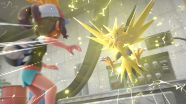How To Get To The Power Plant In Pokemon Let's Go